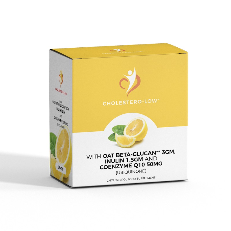 Lemon cholesterolow box