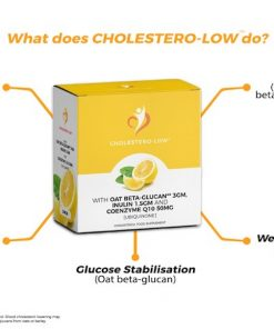 what does cholesterolow do