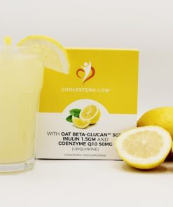 Lemon cholesterol lowering supplement cholesterolow