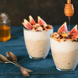 honey recipes overnight oats and honey