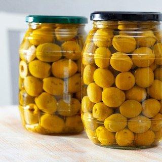 olives good for cholesterol